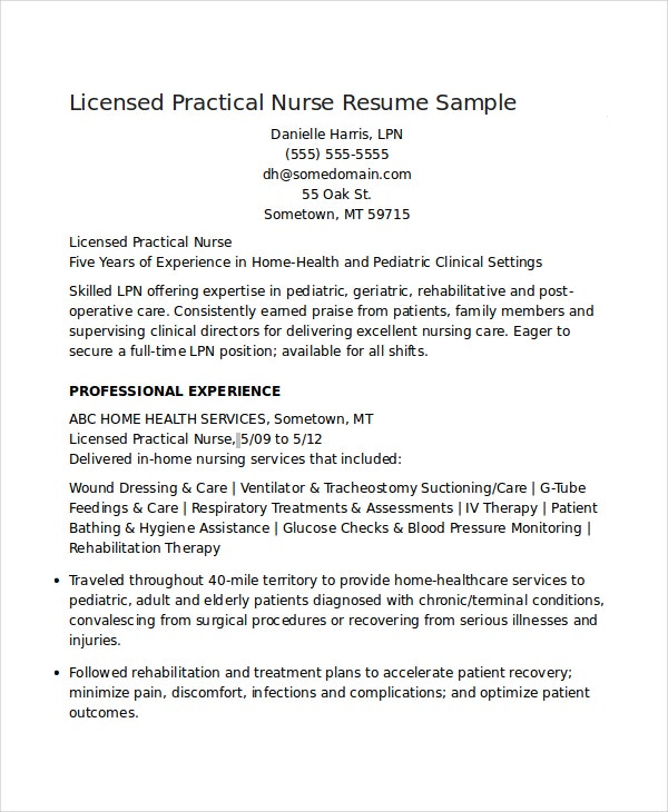 Nicu Nurse Resume Sample  Sample Resume And Free Resume Templates