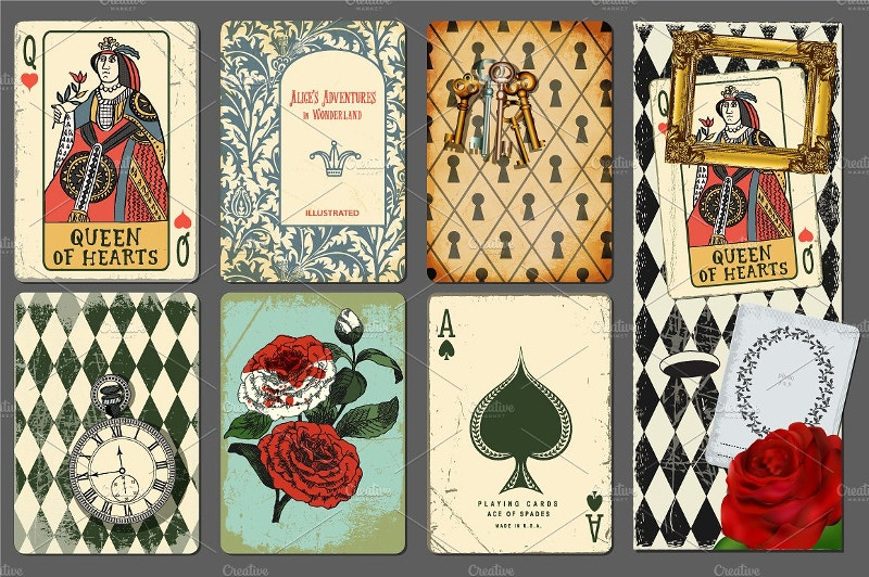 Vector Playing Cards Package