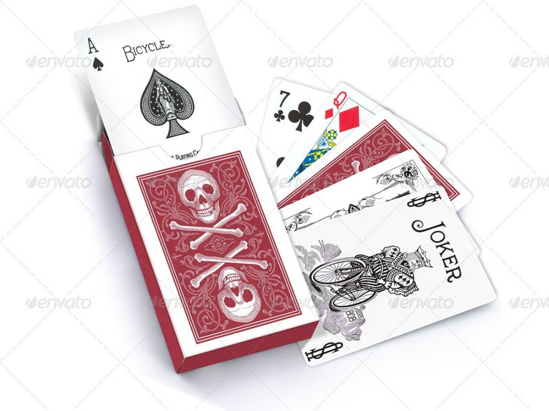 Photorealistic Playing Cards Design