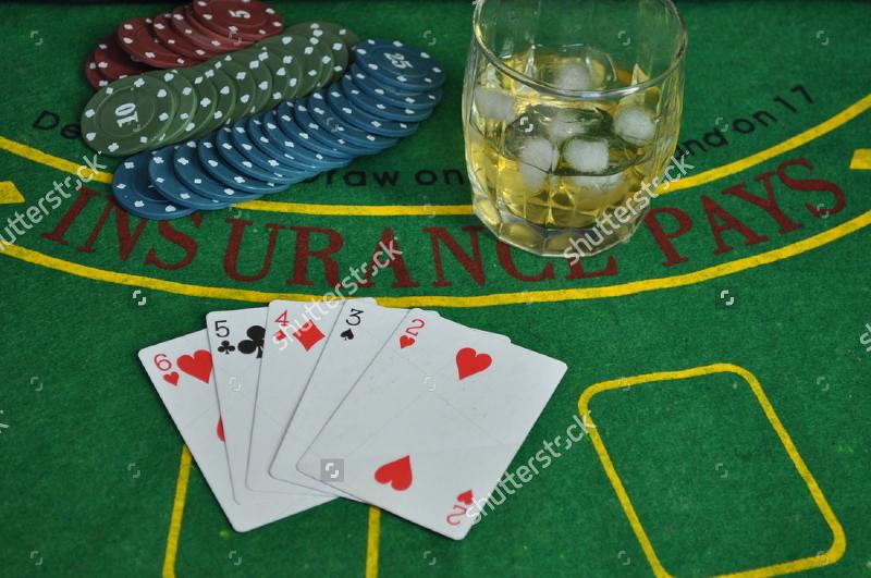 Gambling Playing Card Design
