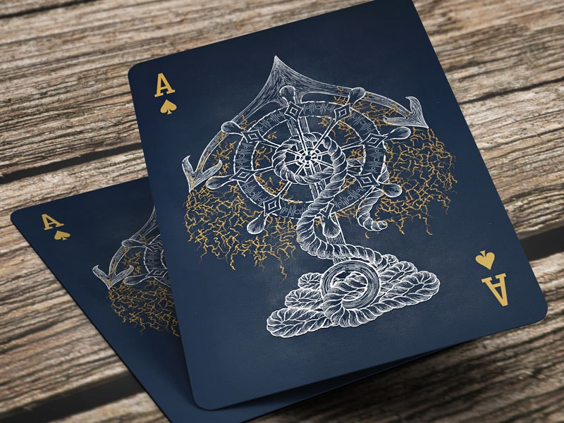 Playing Card Designs Photoshop