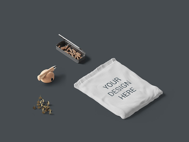 Minimal Bag Mockup