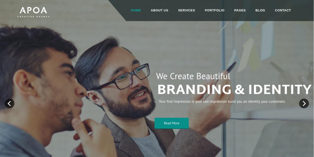 business responsive joomla website theme 48