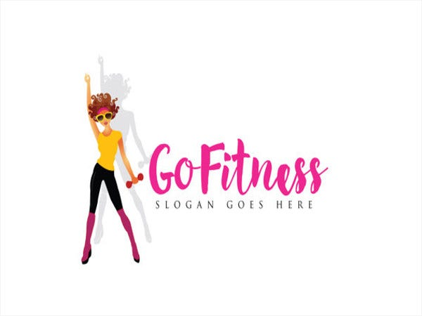 girl-fitness-logo