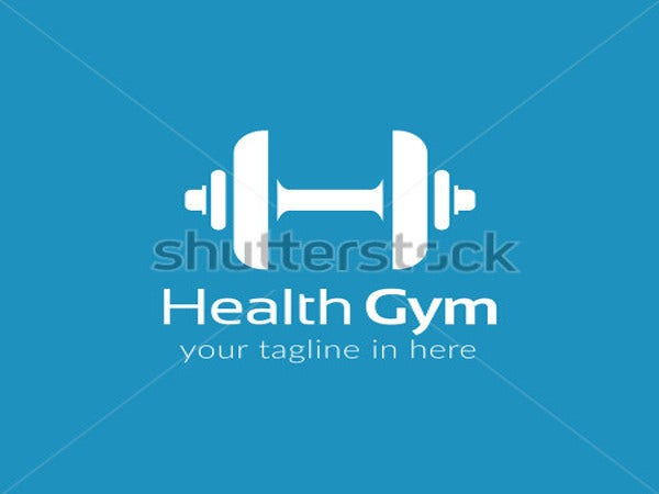 health gym and fitness logo template