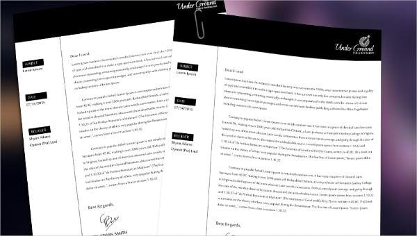 10+ Employee Termination Letter Templates - DOC, PDF, AI