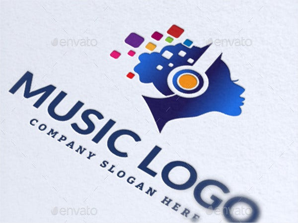 Business Music Logo