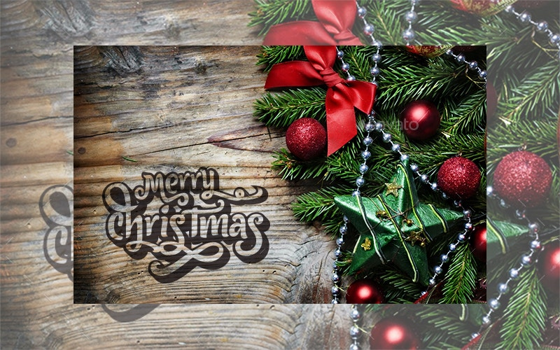 24 christmas photo overlays