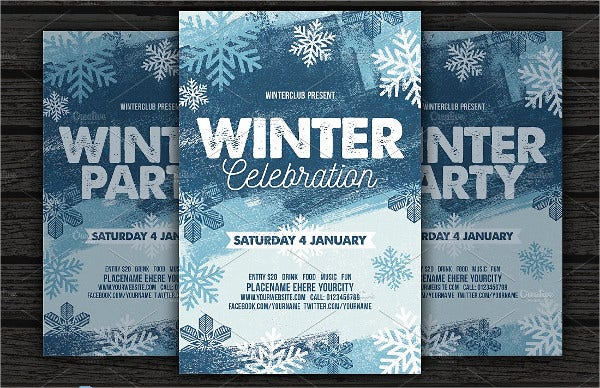 Free Party Flyer Templates  Free Psd Vector Ai Eps Format