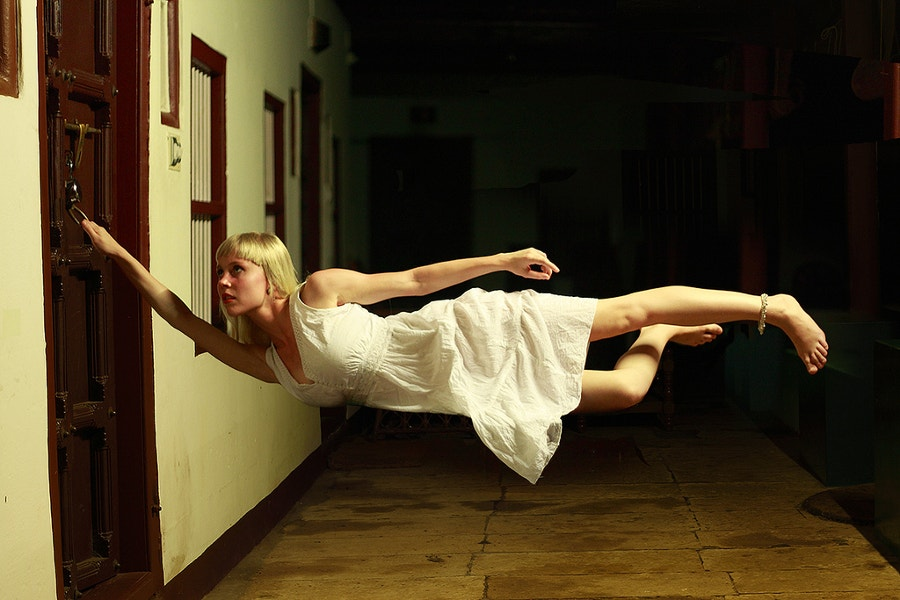 Awesome Levitation Photography