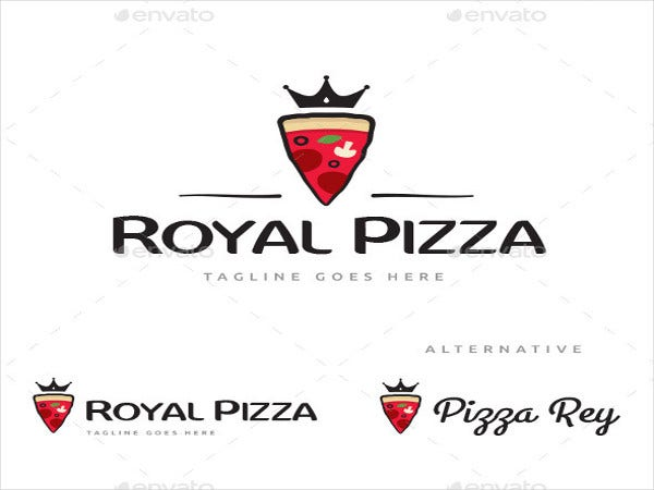 royal-pizza-logo-template