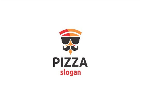 nice-pizza-design-logo