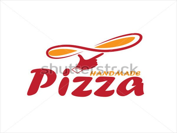 handmade-pizza-logo-design