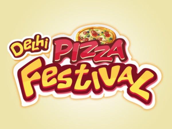 delhi pizza festival logo