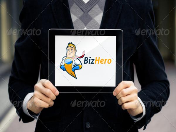 big-superhero-logo-template