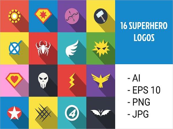 16-superhero-badge-logos