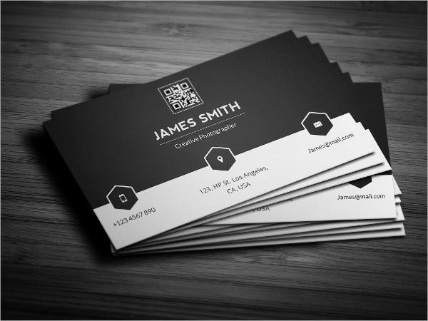 22 personal business cards free psd vector ai eps format black white minimal business card reheart