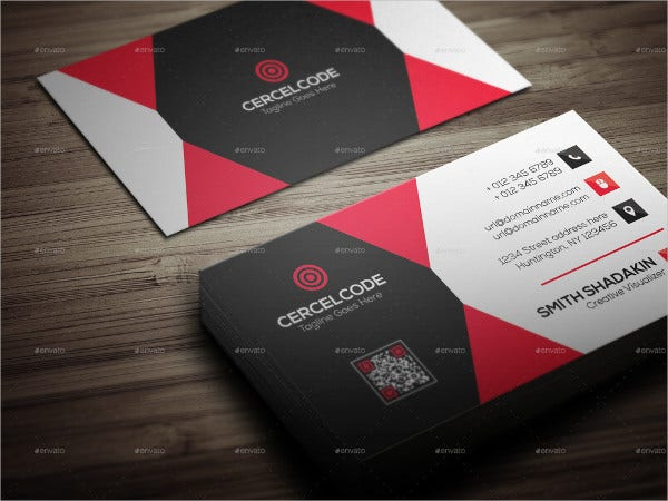 Professional Business Cards Free Free Premium Templates - Professional business card design templates