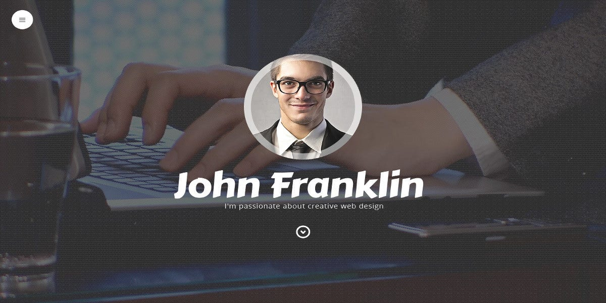15+ Wordpress Resume Themes & Template | Free & Premium Templates