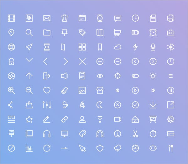 free vector graphic design icons