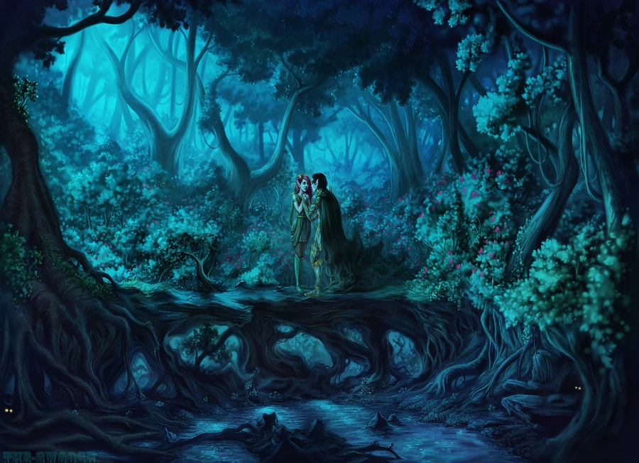 21  fantasy landscape illustrations