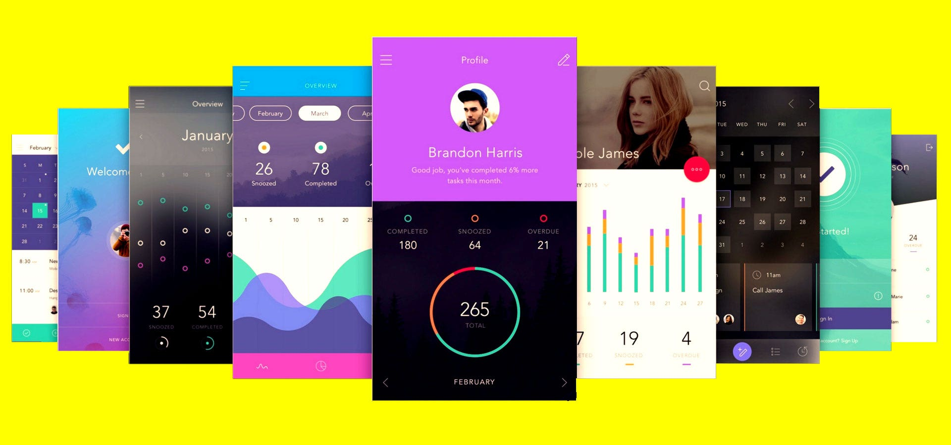 20 Free Psd App Screen Mockups Free Premium Templates