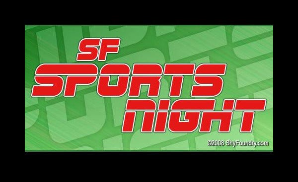 sports bar night font