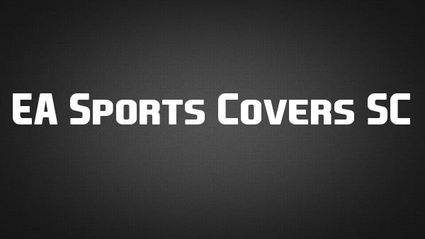 Sports Cover Font