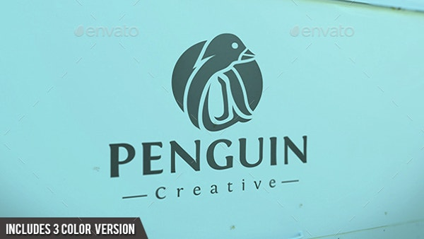 latest penguin logo