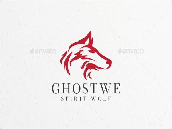 wolf-brand-logo-template