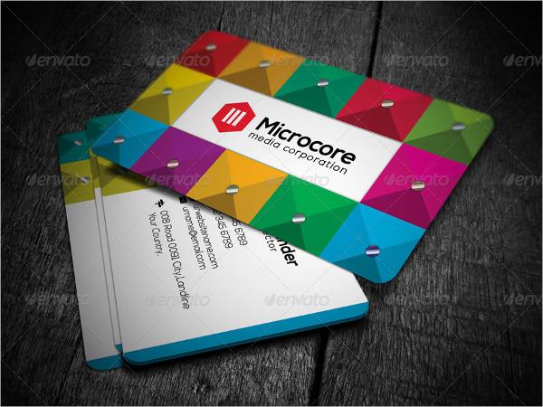 PSD Design Business Card