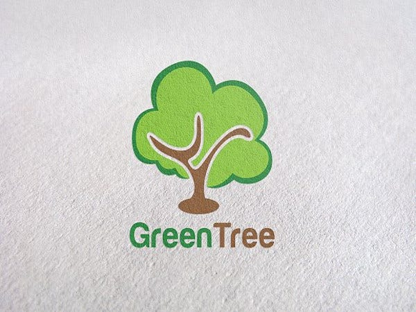 natural-tree-logo-design-template