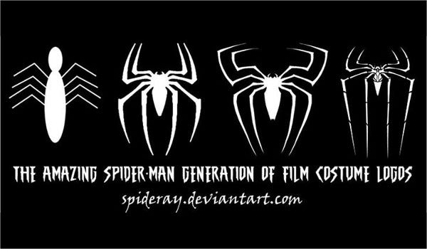The Amazing Spiderman Font