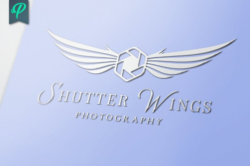personal photographer logo