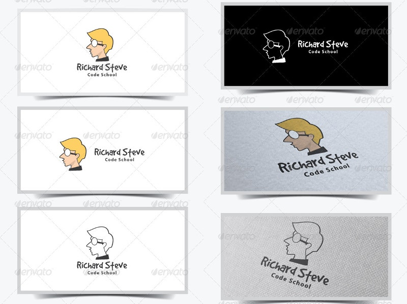 Personal Brand Logo Template