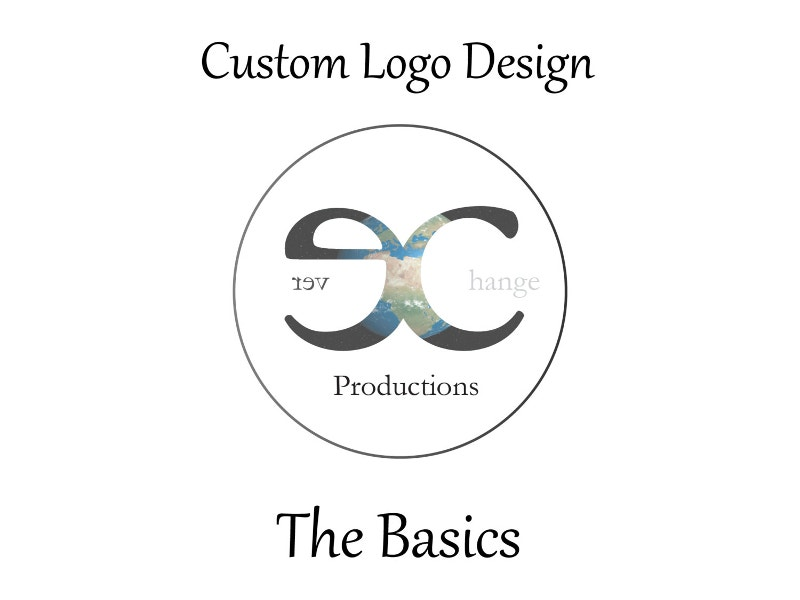 custom business personal logo