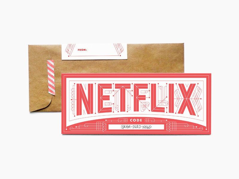 Free Netflix Gift Card