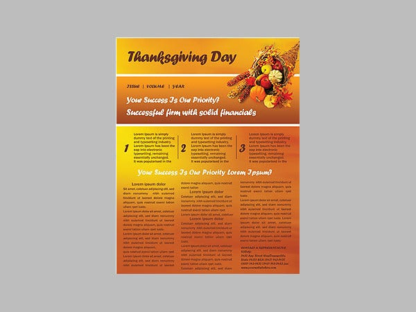 thanksgiving-newsletter-template