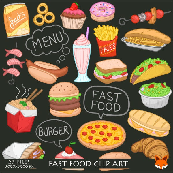 Restaurant Fast Food Icon