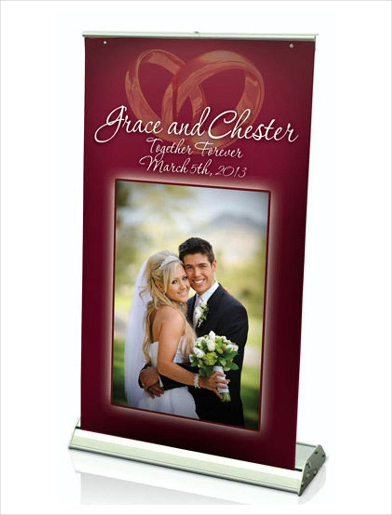Personalized Banner Stands