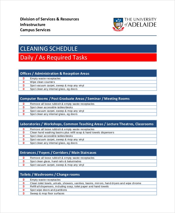 office-daily-cleaning-schedule-in-pdf