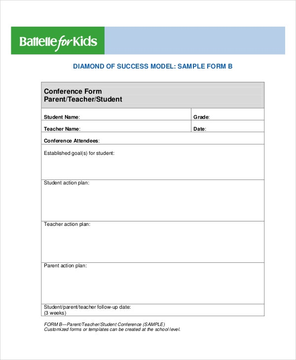 parent-teacher-student-conference-form-in-pdf