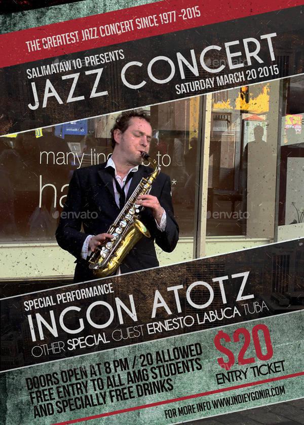 Concert Poster for Fest