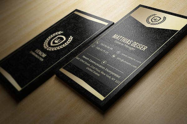 gold and black business card1