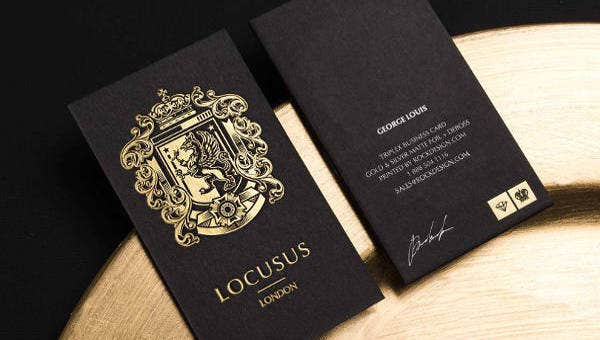 luxurybusinesscards