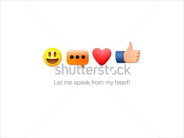 Thumbs Up Emoji symbols