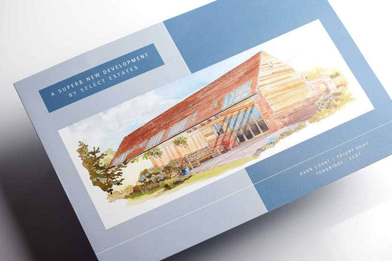 development property brochure