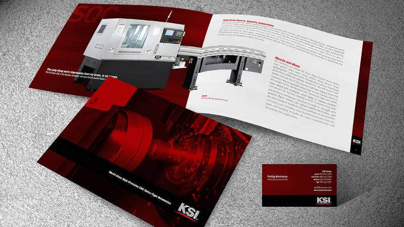 Corporate Collateral Brochure