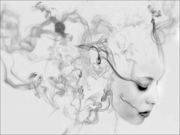 awesome-smoke-drawing