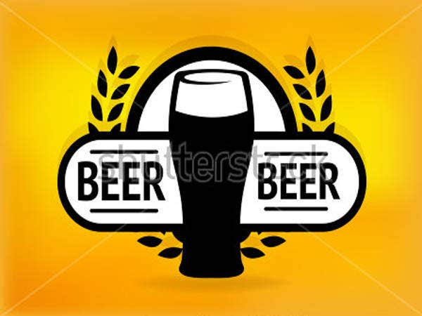 beer-logo-label-vector